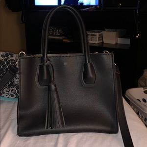 Black Forever 21 Crossbody/Satchel Purse